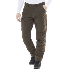 Fjällräven Karl Pro Hydratic Trousers Men dark olive